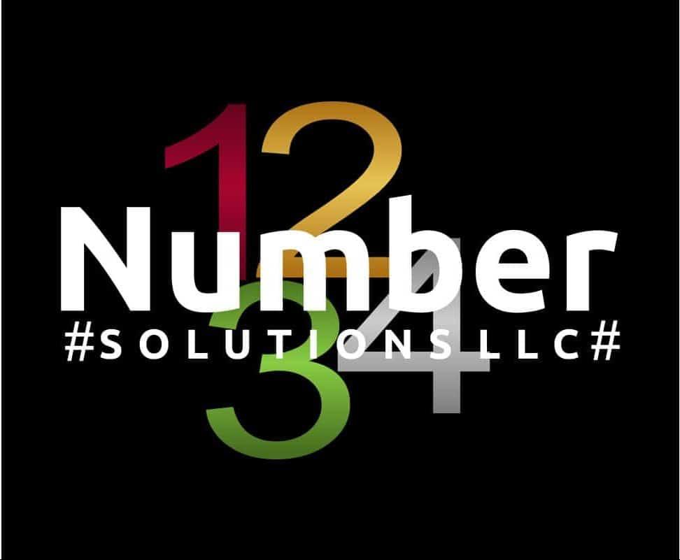 Logo Design Number Solutions