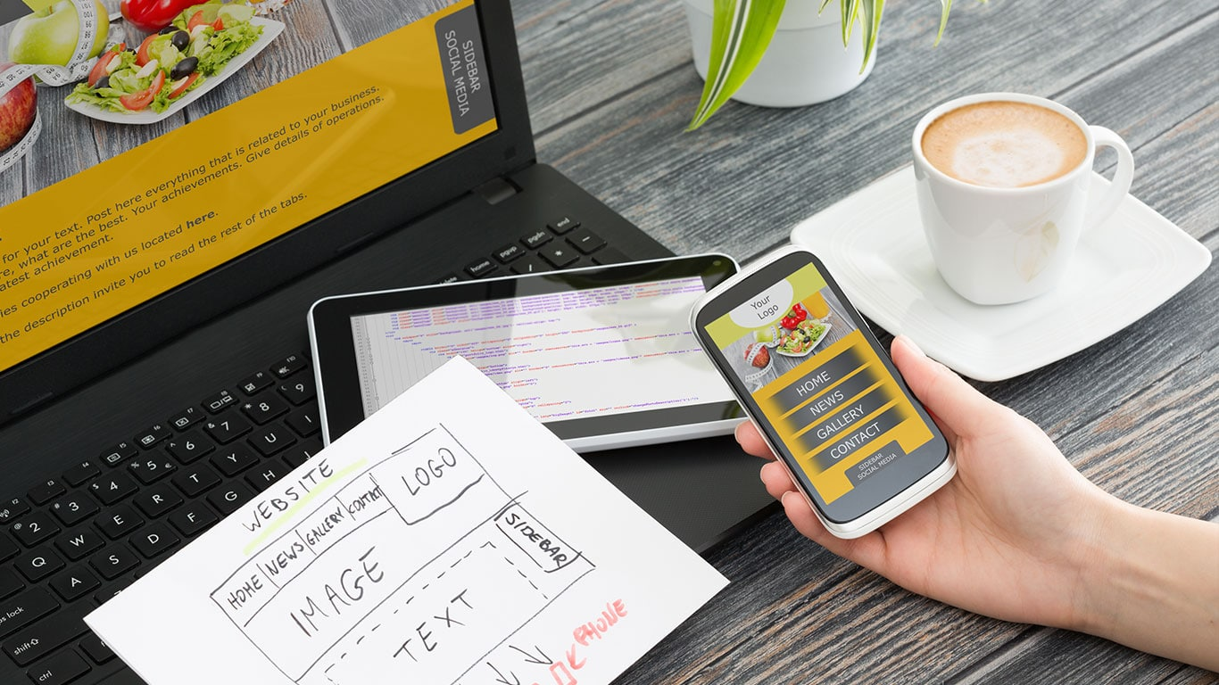 4 signs you need a website redesign